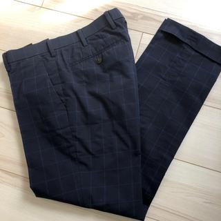 ユニクロ(UNIQLO)のメンズスーツ パンツ チェック(スラックス/スーツパンツ)