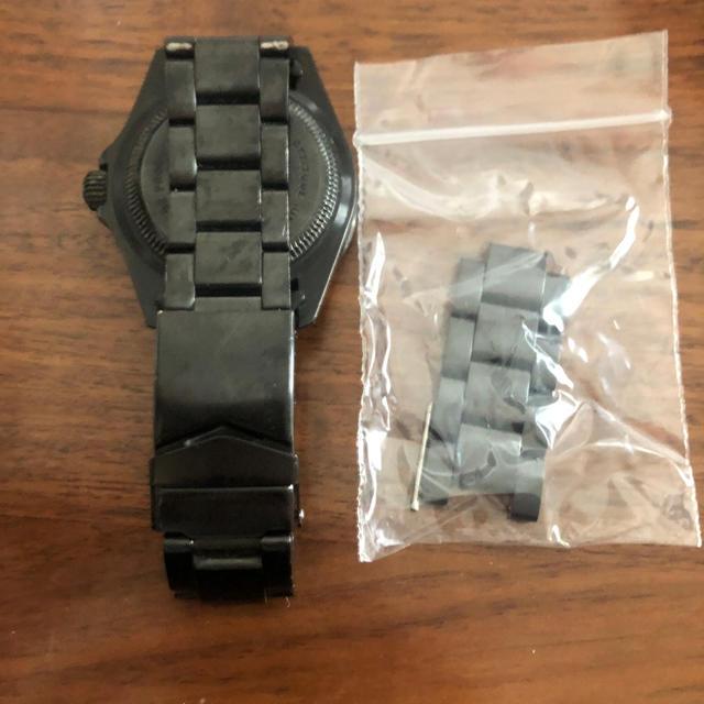 JAM HOME MADE & ready made(ジャムホームメイドアンドレディメイド)のジャムホームメイド 時計 メンズの時計(腕時計(アナログ))の商品写真