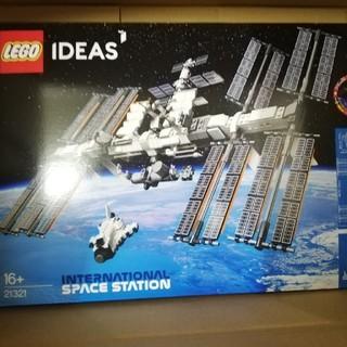 レゴ(Lego)の【流通限定商品】レゴ (LEGO) アイデア 国際宇宙ステーション ブロック (その他)
