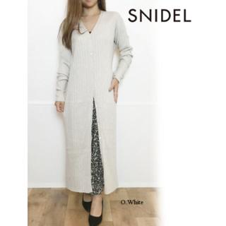 スナイデル(snidel)の新品■スナイデル ロングワンピース snidel (ロングワンピース/マキシワンピース)