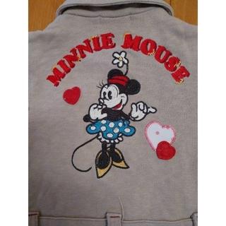 ディズニー(Disney)のディズニーリゾート購入 ミニーちゃんジャケット コート 120(コート)
