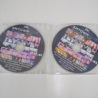シャイニー(SHINee)のSMTOWN LIVE 2019 in TOKYO DVD2枚組(K-POP/アジア)