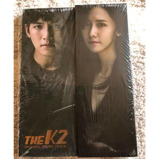 THE K2 韓国盤OST チチャンウク(テレビドラマサントラ)