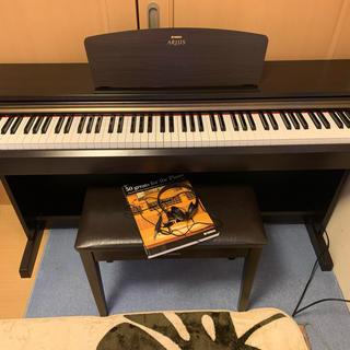 ヤマハ(ヤマハ)の浪速のガブリエル様 専用 電子ピアノ YDP-161 ARIUS ブラック(電子ピアノ)