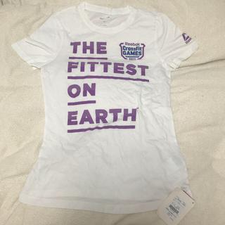 リーボック(Reebok)のReebokレディースTシャツ未使用品(Tシャツ(半袖/袖なし))