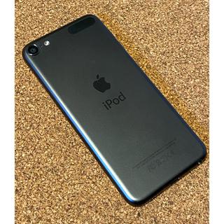 アイポッドタッチ(iPod touch)のiPod touch 32GB 第6世代 ブラック(ポータブルプレーヤー)
