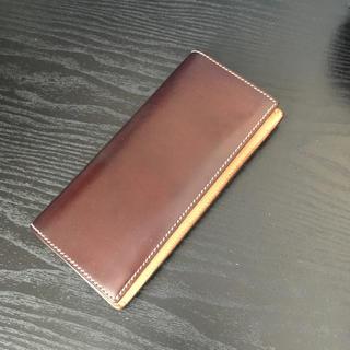 万双コードバン 長財布(長財布)