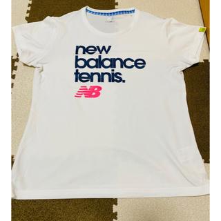 ニューバランス(New Balance)のNew BalanceのTシャツ(Tシャツ(半袖/袖なし))