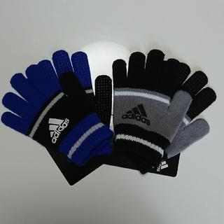 アディダス(adidas)のadidas:手袋:ジュニア(その他)