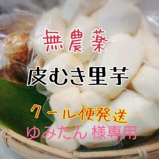 無農薬  洗い里芋 ☆ゆみたん様専用(野菜)