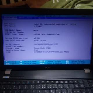 エイサー(Acer)のtravelmate 5360 ジャンク(ノートPC)