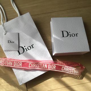 ディオール(Dior)のラッピングセット(日用品/生活雑貨)