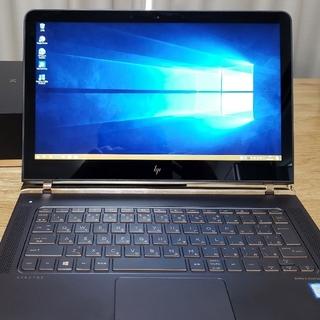 ヒューレットパッカード(HP)のhp Spectre 13-v107TU ノートパソコン(ノートPC)