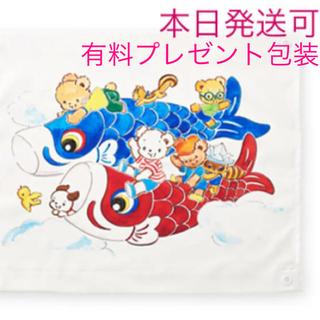 ファミリア(familiar)の【新品】familiar タペストリー 鯉のぼり 完売商品(その他)