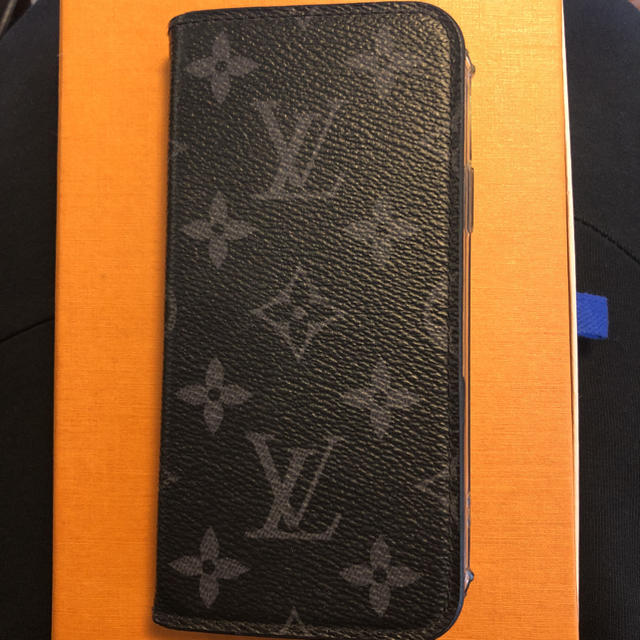 LOUIS VUITTON - ルイヴィトンiPhone X 手帳ケースの通販 by せいや2610's shop|ルイヴィトンならラクマ