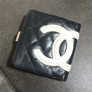 シャネル(CHANEL)の15000円→最終値下げ❗️CHANEL カンボンライン 財布(折り財布)