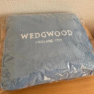 ウェッジウッド(WEDGWOOD)の【新品未使用未開封】ウェッジウッド ブランケット(毛布)