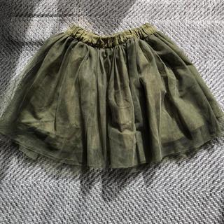 ブリーズ(BREEZE)のチュールスカート チュチュ 90cm(スカート)