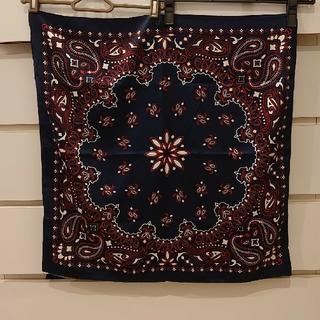 プロポーションボディドレッシング(PROPORTION BODY DRESSING)のスカーフ  59×59cm(バンダナ/スカーフ)