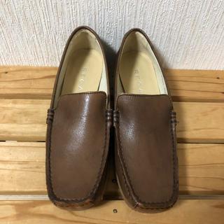 リーガル(REGAL)の【未使用】REGAL リーガル 革靴 レディース(ローファー/革靴)
