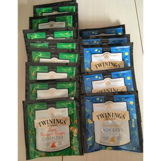 TWININGS 17袋(茶)