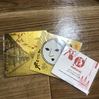 ✦新品✦油取り紙3枚セット(その他)