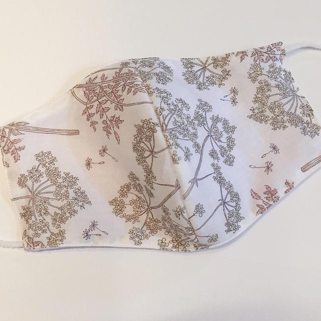 リバティ♡ダブルガーゼ 布マスクの通販