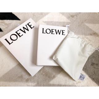 ロエベ(LOEWE)のLOEWE 空箱&布袋&ショッパー(ショップ袋)