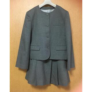 ザスコッチハウス(THE SCOTCH HOUSE)のザ スコッチハウス 女の子 フォーマル スーツ 丸襟(ドレス/フォーマル)