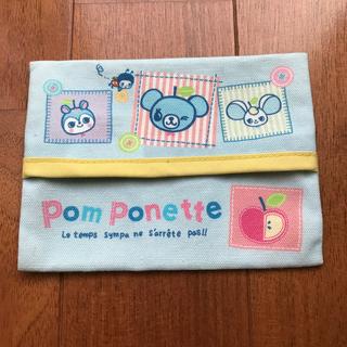pom ponette - ポンポネット ティッシュケース