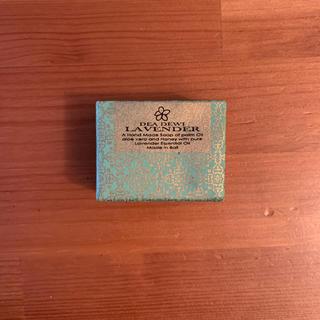 バリ製ラベンダー石鹸(ボディソープ/石鹸)