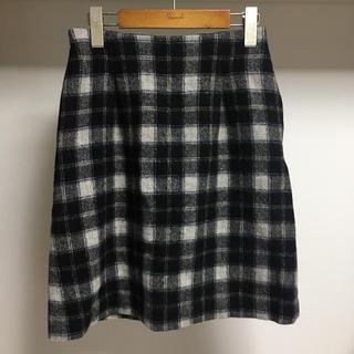ノーリーズ(NOLLEY'S)のフレディエミュ♡チェックスカート(ひざ丈スカート)