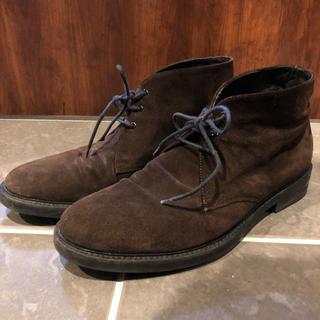 ビューティアンドユースユナイテッドアローズ(BEAUTY&YOUTH UNITED ARROWS)のBEAUTY&YOUTH スエードブーツ25.5cm(ブーツ)