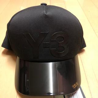 ワイスリー(Y-3)のY3ベースボールキャップ(キャップ)