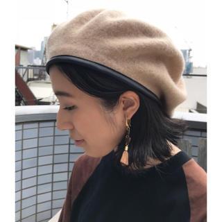 フリークスストア(FREAK'S STORE)のBIGベレー帽【FREAK'S STORE】(ハンチング/ベレー帽)