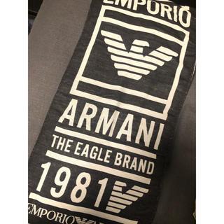 エンポリオアルマーニ(Emporio Armani)の新品未使用 マフラー EMPORIO ARMANI エンポーリオアルマーニ(マフラー)