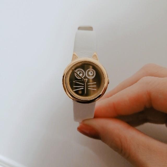 ロレックス 時計 傷 修理 | MARC JACOBS - マークジェイコブス 猫 時計の通販