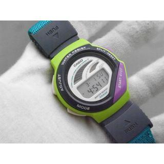 カシオ(CASIO)のCASIO デジタル腕時計 スキーウォッチ SKX-1110(腕時計(デジタル))