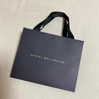 ダニエルウェリントン(Daniel Wellington)のDANIELWELLINGTONの紙袋(ショップ袋)