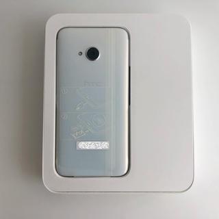 ハリウッドトレーディングカンパニー(HTC)の新品・未使用HTC U11 life SIMフリー U11-LIFE-WHITE(スマートフォン本体)