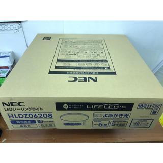 NEC LIFELED'S LEDシーリングライト HLDZ06208 ~6畳用