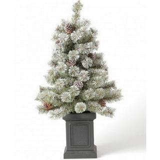 スタディオクリップ(STUDIO CLIP)のクリスマスツリー 90cm(置物)