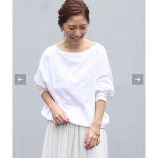 プラージュ(Plage)のPlage 新品★【R'IAM 】FEMININE LONG Tシャツ★(Tシャツ(長袖/七分))