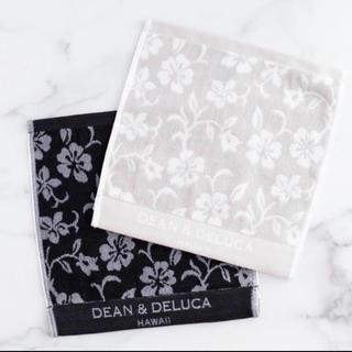 ディーンアンドデルーカ(DEAN & DELUCA)のDEAN & DELUCA ハンドタオル(ハンカチ)