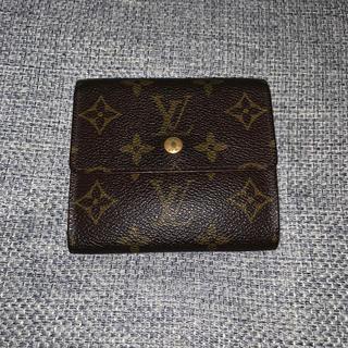 ルイヴィトン(LOUIS VUITTON)のルイ・ヴィトン おりたたみ財布 二つ折り財布(財布)