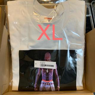 シュプリーム(Supreme)のXL Supreme Tupac Hologram Tee 国内正規(Tシャツ/カットソー(半袖/袖なし))