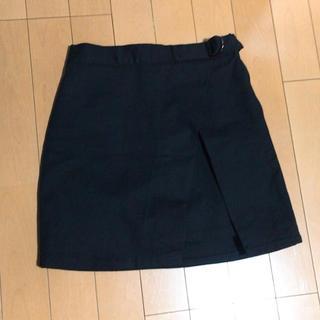 エージープラス(a.g.plus)の韓国風 台形スカート(ミニスカート)