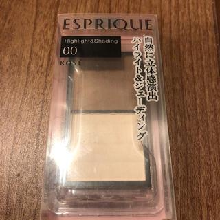 エスプリーク(ESPRIQUE)のハイライト&シェーディング(フェイスカラー)