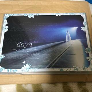 ノギザカフォーティーシックス(乃木坂46)の乃木坂46 7th YEAR BIRTHDAY LIVE Day4(通常盤)(アイドル)