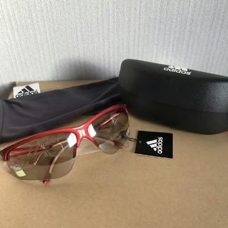アディダス(adidas)の【美品】新品未使用 adidas サングラス(サングラス/メガネ)